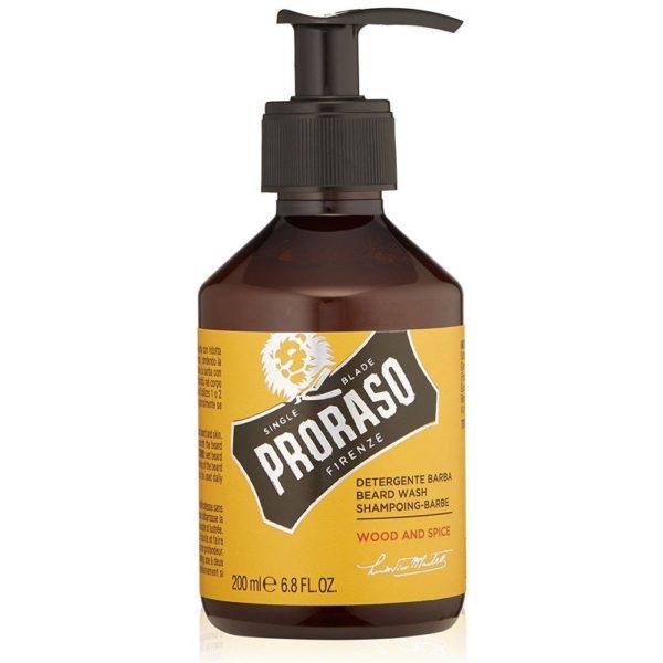 Beard Shampoo W&S 4