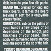 proraso beard oil - Cypress 22