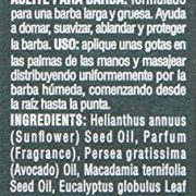 proraso beard oil - Cypress 23