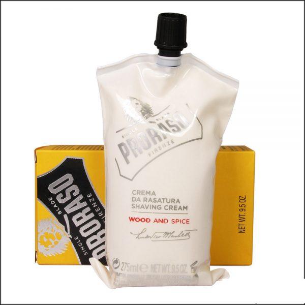 Shaving Cream Pro-Wood Spice 2A