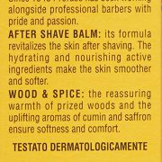 After Shave Balm - W&S 22