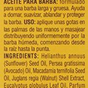 proraso beard oil - WoodSpice 24