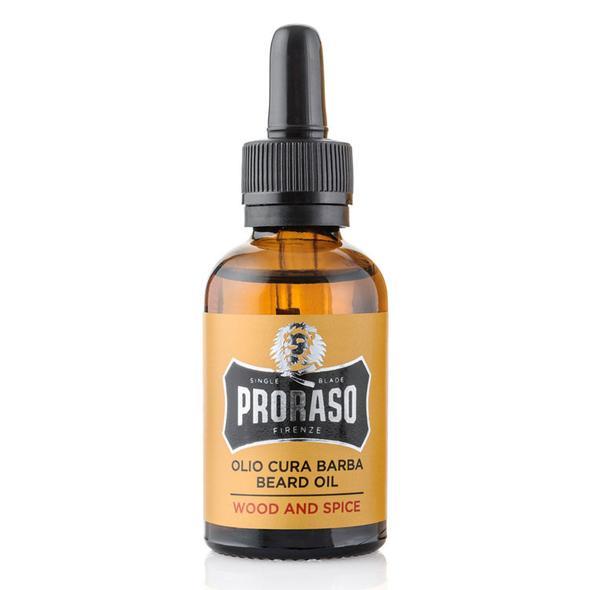 proraso beard oil - WoodSpice 3